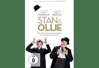 Stan & Ollie DVD