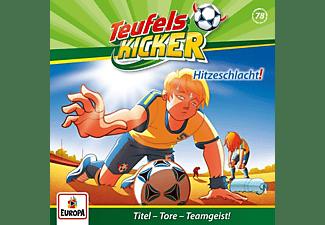 Teufelskicker - Teufelskicker (78) - Hitzeschlacht!  - (CD)