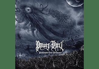 Power From Hell - Profound Evil Presence (Silver Vinyl)  - (Vinyl)