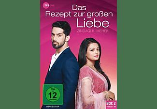 Das Rezept zur großen Liebe-Zinda DVD