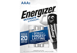 ENERGIZER Ultimate Lithium - Batterie (Silber)