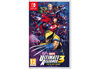 Switch - Marvel Ultimate Alliance 3: The Black Order /F
