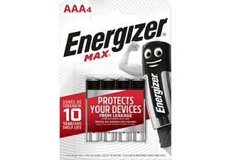 ENERGIZER E300124203 - Batterie AAA (Argento/Nero)