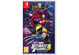 Marvel Ultimate Alliance 3 - The Black order Nintendo Switch