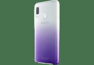 SAMSUNG EF-AA202, Backcover, Samsung, Galaxy A20, Violett
