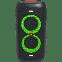 JBL Partybox 100 mit Lichtshow