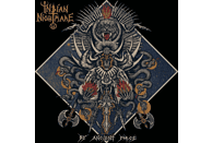 Indian Nightmare - By Ancient Force (Neon Orange Vinyl+Poster) [Vinyl]