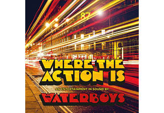 The Waterboys - Where The Action Is (180 gram Edition) (Vinyl LP (nagylemez))