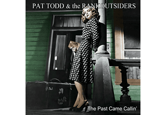 Pat Todd, The Rankoutsiders - The Past Came Callin' (LP+MP3)  - (LP + Download)