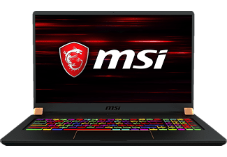 MSI GS75 Stealth, Gaming Notebook mit 17.3 Zoll Display, Core™ i7 Prozessor, 32 GB RAM, 1 TB SSD, 1 TB SSD, GeForce® RTX™ 2080, Schwarz