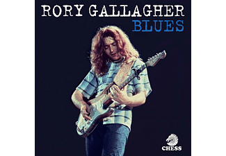 Rory Gallagher - Blues  - (CD)