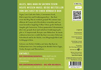 Herbert Schäfer - Der Große Ernährungskompass  - (MP3-CD)