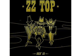 ZZ Top - Goin' 50  - (CD)
