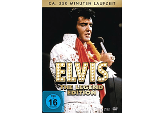 Elvis The Legend Edition (5 Filme auf 2 Discs) DVD