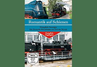 Dampflok Nostalgie-Die Deutsche Reichsbahn Zur Zeit Der Wende DVD