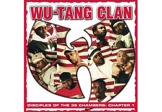 Wu-Tang Clan - Disciples of the 36 Chambers:Chapter 1 (Live)  - (CD)
