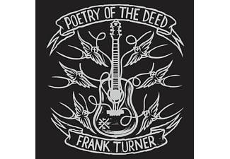 Frank Turner - Poetry Of The Deed (10th Anniversary Limited White  - (Vinyl)
