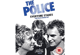 The Police - Everyone Stares-The Police Inside Out (Blu-Ray)  - (Blu-ray)