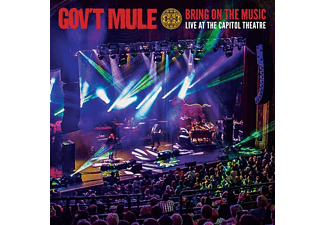 Gov't Mule - Bring On The Music-Live At The Capitol Theatre  - (CD)