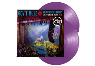 Gov't Mule - Bring On The Music-Live...Vol.1  - (Vinyl)