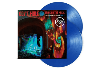 Gov't Mule - Bring On The Music-Live...Vol.2  - (Vinyl)