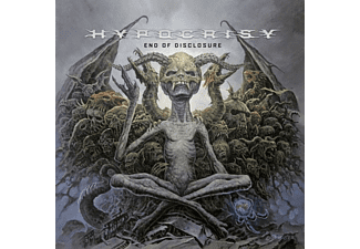 Hypocrisy - End Of Disclosure  - (CD)