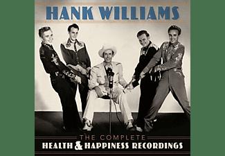 Hank Williams - The Complete Health & Happiness Recordings  - (Vinyl)