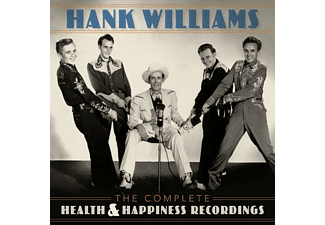 Hank Williams - The Complete Health & Happiness Shows  - (CD)