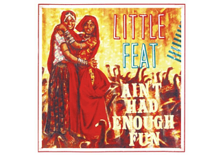 Little Feat - Ain't Had Enough Fun  - (CD)