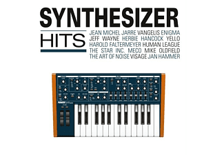 Synthesizer Hits CD