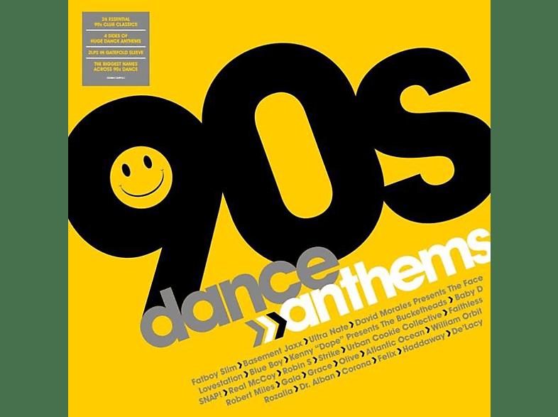 VARIOUS - 90's Dance Anthems [Vinyl]