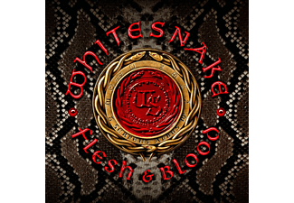 Whitesnake - Flesh & Blood (Digipak) (CD + DVD)