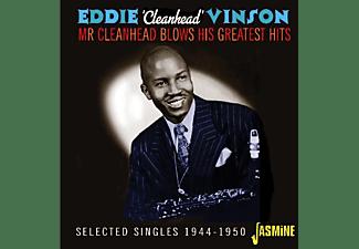 Eddie Cleanhead Vinson - Blows His Greatest Hits  - (CD)