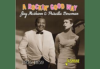 Jay McShann, Priscilla Bowman - A Rockin' Good Way  - (CD)