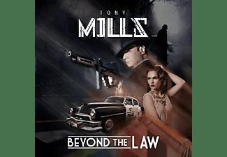 Tony Mills - Beyond The Law  - (CD)