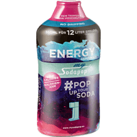 MYSODAPOP Essence Sirup Energy