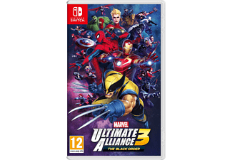 Marvel Ultimate Alliance 3: The Black Order NL Switch