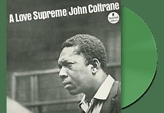John Coltrane - A LOVE SUPREME (EXKLUSIV) - [Vinyl]  - (Vinyl)