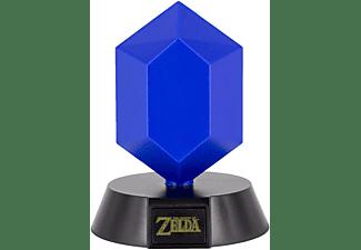 Icon Licht: Zelda - Blauer Rupie