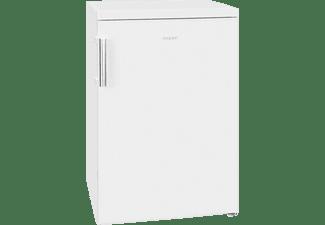 EXQUISIT KS 16-1 RVA++ Kühlschrank (93 kWh/Jahr, A++, 845 mm hoch, Weiß)