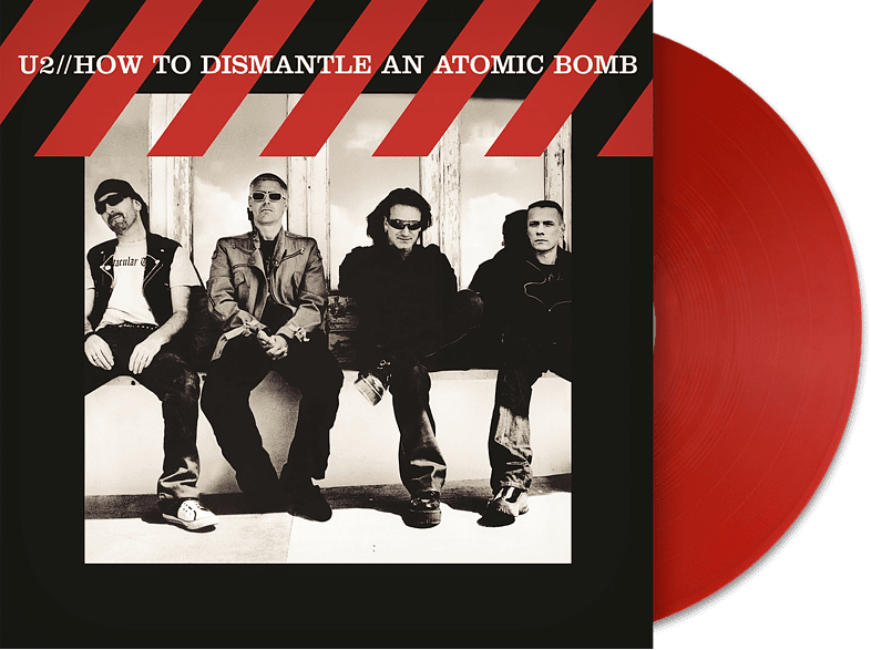 U2 - HOW TO DISMANTLE AN ATOMIC BOMB - [Vinyl] [Vinyl]