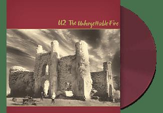 U2 - U2 - UMG THE UNFORGETTABLE FIRE - [Vinyl]  - (Vinyl)