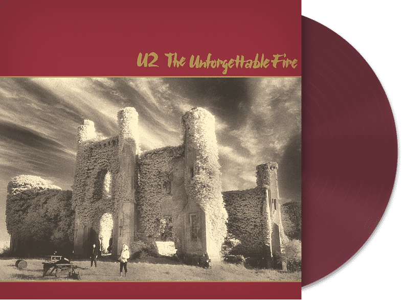 U2 - U2 - UMG THE UNFORGETTABLE FIRE - [Vinyl] [Vinyl]