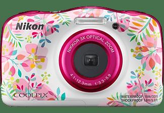 NIKON Kompaktkamera Coolpix W150, flowers (VQA113EA)