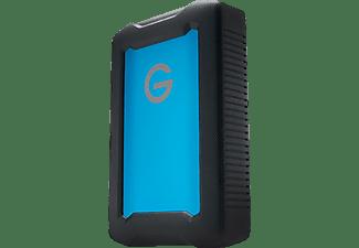G-TECHNOLOGY ArmorATD™ Festplatte, 4 TB HDD, 2,5 Zoll, extern, Türkis/Schwarz