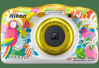NIKON Digitale Kompaktkamera Coolpix W150, resort
