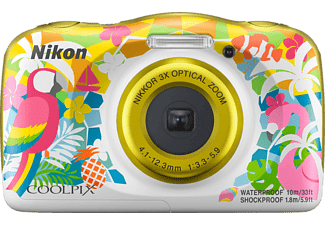 NIKON Digitale Kompaktkamera Coolpix W150, resort