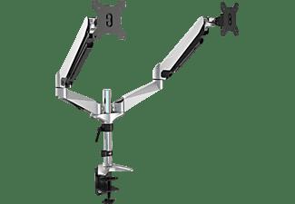 DIGITUS DA-90353 Monitorhalterung, Silber/Schwarz