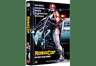 ROBOCOP (DIR.CUT/1987/MEDIABOOK A/+DVD) - (Blu-ray + DVD)