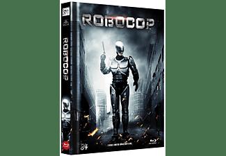 ROBOCOP (DIR.CUT/1987/MEDIABOOK B/+DVD) - (Blu-ray + DVD)
